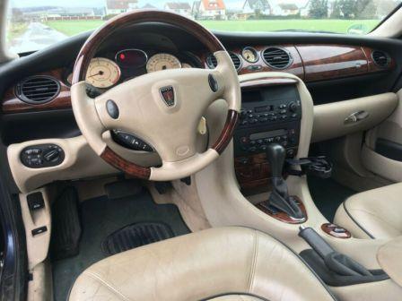 Rover 75 2006 - отзыв владельца