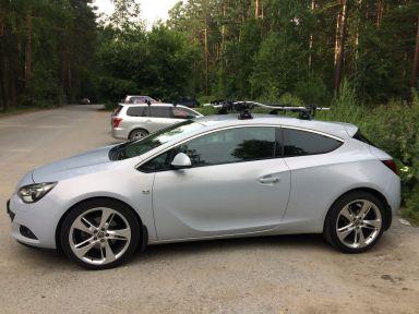 Opel Astra GTC 2012 отзыв автора | Дата публикации 30.07.2019.