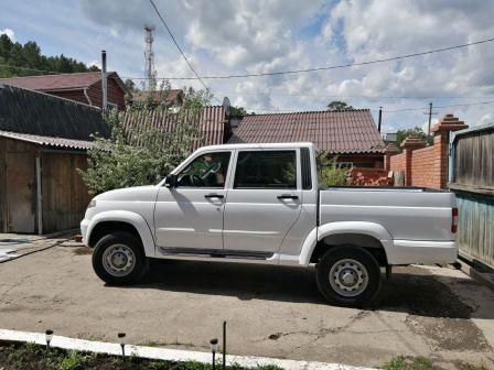 УАЗ Пикап 2019 - отзыв владельца