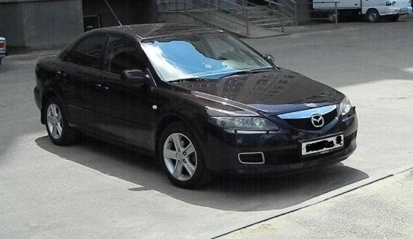 Mazda Mazda6 2005 - отзыв владельца