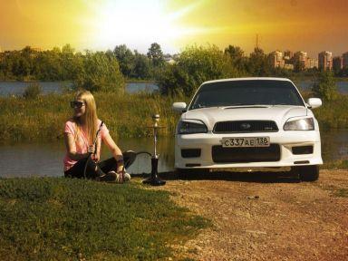 Subaru Legacy B4 2001 отзыв автора | Дата публикации 12.10.2012.