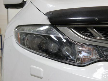 Nissan Murano 2013 - отзыв владельца