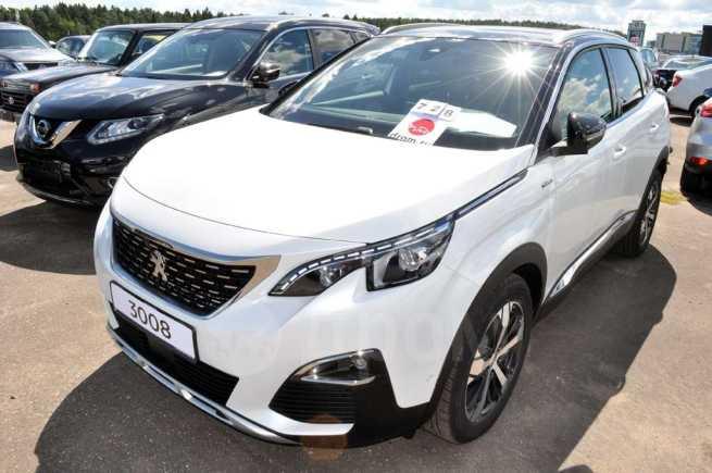 Peugeot 3008, 2019 год, 2 103 000 руб.