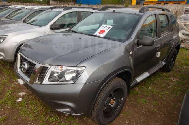 Nissan Terrano, 2018 год, 995 000 руб.