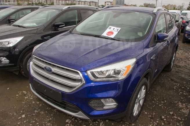 Ford Kuga, 2019 год, 1 709 525 руб.