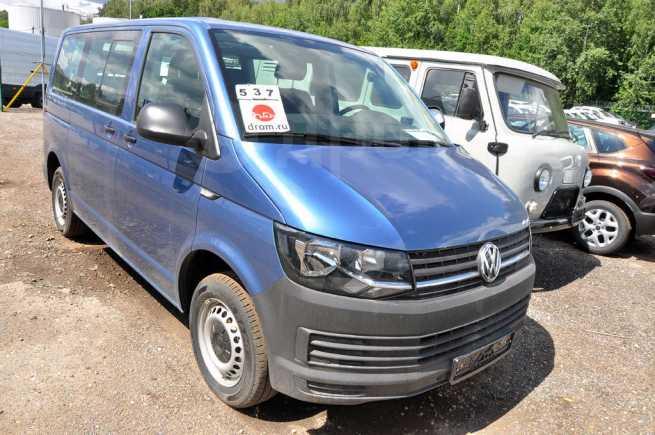 Volkswagen Caravelle, 2019 год, 2 135 675 руб.