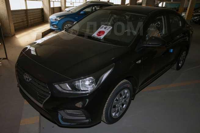Hyundai Solaris, 2019 год, 918 000 руб.