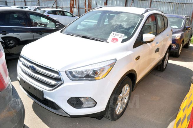 Ford Kuga, 2019 год, 1 592 000 руб.