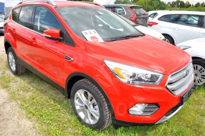 Ford Kuga, 2019 год, 1 668 458 руб.
