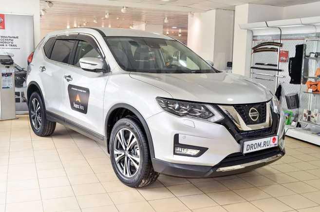 Nissan X-Trail, 2019 год, 2 247 000 руб.