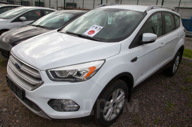 Ford Kuga, 2019 год, 1 787 601 руб.