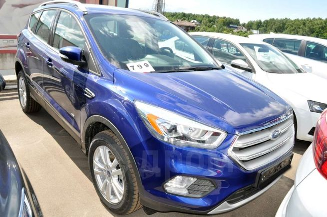 Ford Kuga, 2019 год, 1 821 548 руб.