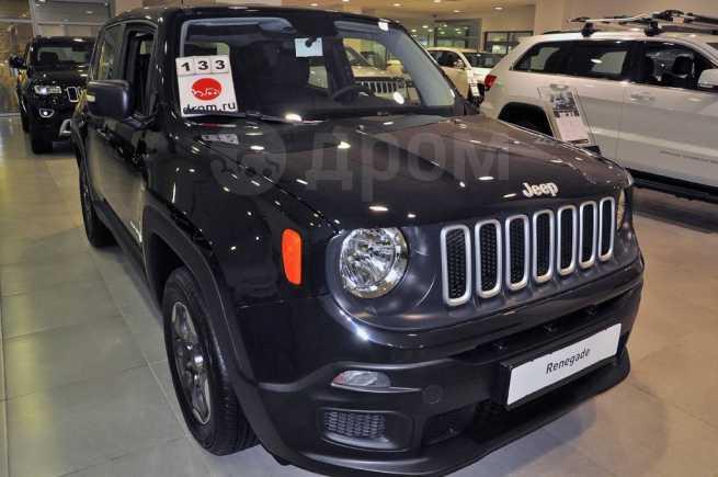 Jeep Renegade, 2018 год, 1 547 000 руб.