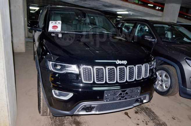Jeep Grand Cherokee, 2018 год, 3 865 000 руб.