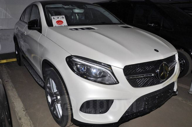 Mercedes-Benz GLE Coupe, 2018 год, 5 100 000 руб.