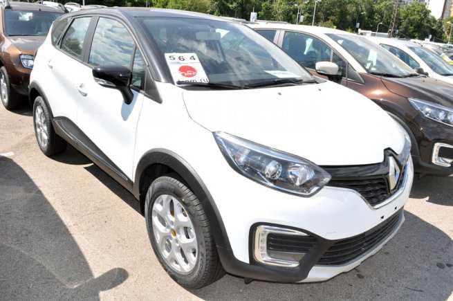 Renault Kaptur, 2019 год, 1 178 980 руб.