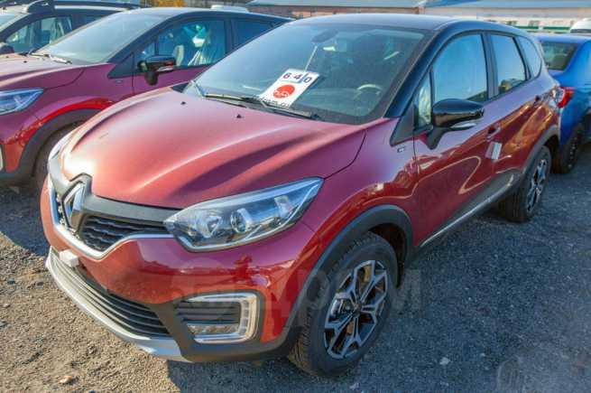 Renault Kaptur, 2018 год, 1 151 960 руб.
