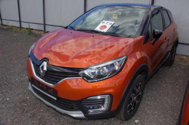 Renault Kaptur, 2018 год, 1 342 180 руб.