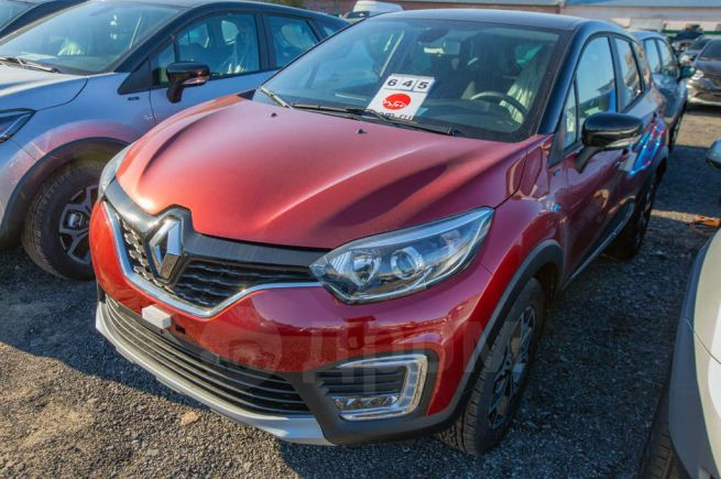 Renault Kaptur, 2019 год, 1 288 980 руб.