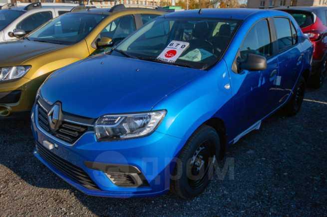 Renault Logan, 2019 год, 761 580 руб.