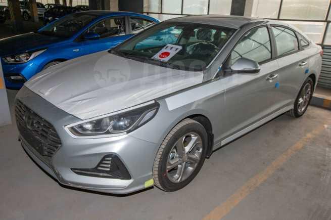 Hyundai Sonata, 2019 год, 1 460 000 руб.