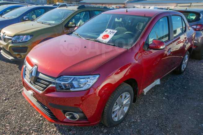 Renault Logan, 2018 год, 717 980 руб.