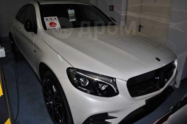 Mercedes-Benz GLC Coupe, 2018 год, 4 750 000 руб.