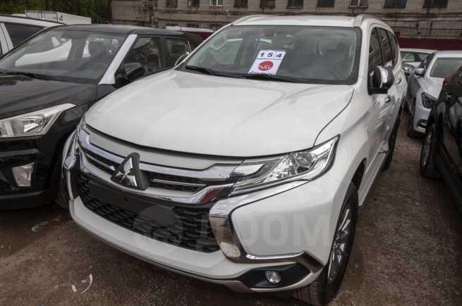 Mitsubishi Pajero Sport, 2019 год, 2 677 000 руб.