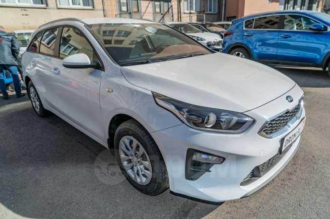 Kia Ceed, 2019 год, 1 189 900 руб.