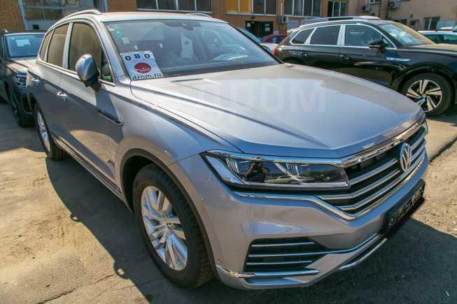 Volkswagen Touareg, 2019 год, 4 855 000 руб.