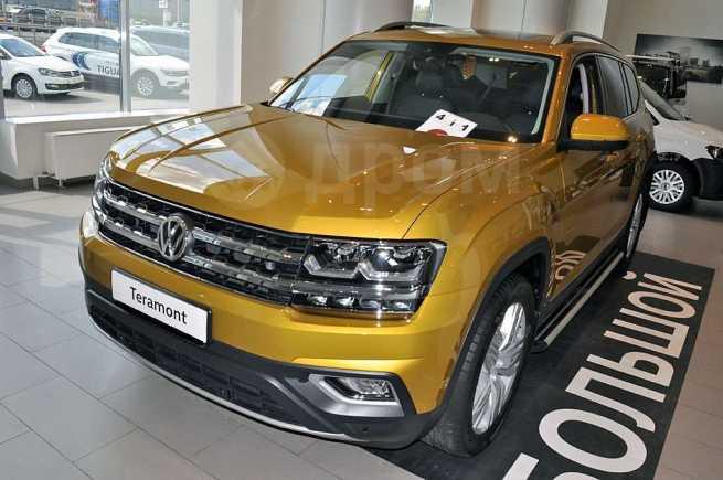 Volkswagen Teramont, 2018 год, 3 604 000 руб.
