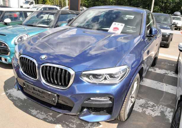 BMW X4, 2019 год, 3 945 763 руб.