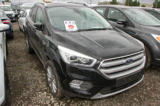 Ford Kuga, 2019 год, 2 122 000 руб.