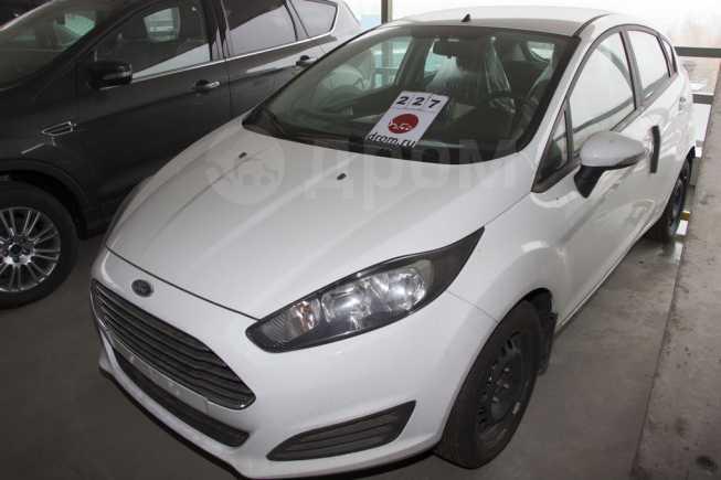 Ford Fiesta, 2019 год, 909 000 руб.