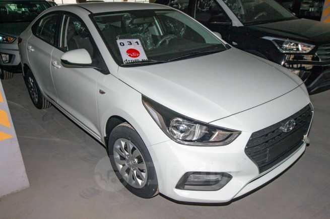 Hyundai Solaris, 2019 год, 784 670 руб.