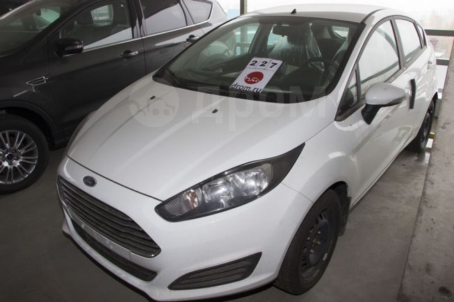 Ford Fiesta, 2019 год, 784 290 руб.
