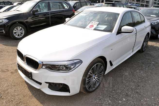 BMW 5-Series, 2019 год, 4 490 000 руб.