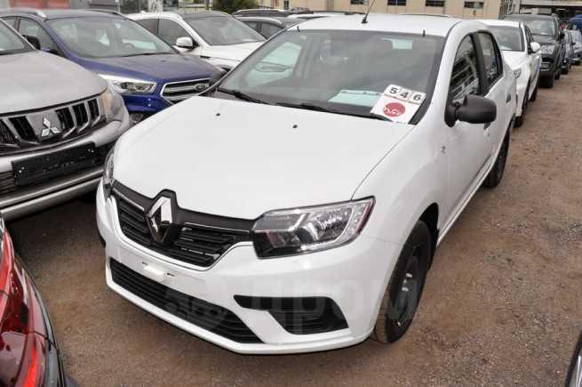 Renault Logan, 2019 год, 761 920 руб.