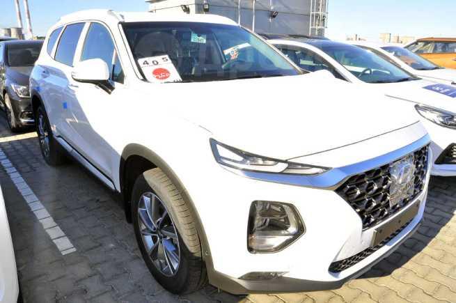 Hyundai Santa Fe, 2018 год, 2 685 000 руб.