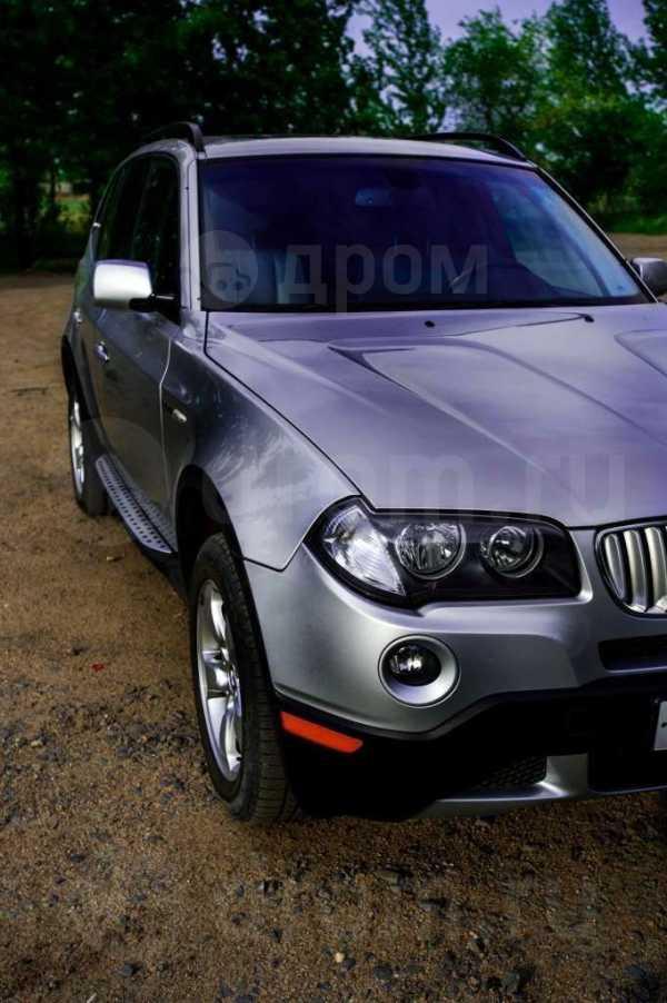 BMW X3, 2007 год, 730 000 руб.
