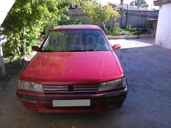 Peugeot 605, 1994 год, 55 000 руб.