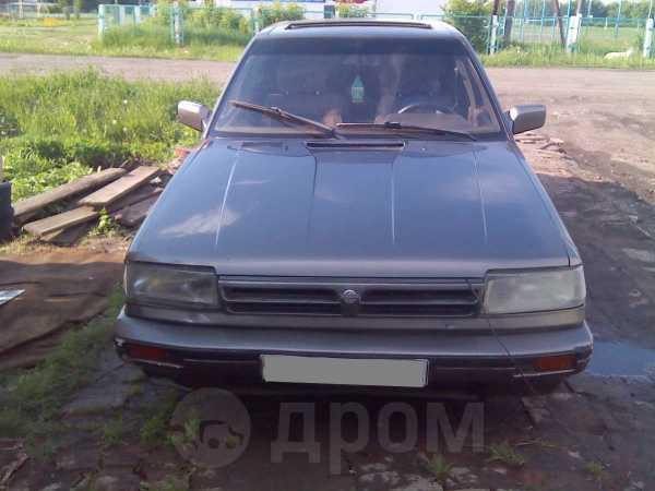 Nissan Bluebird, 1989 год, 50 000 руб.