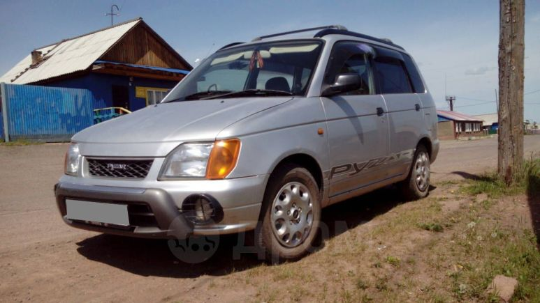 Daihatsu Pyzar, 1996 год, 175 000 руб.