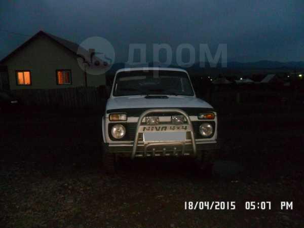 Лада 4x4 2121 Нива, 1999 год, 155 000 руб.