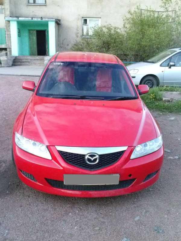 Mazda Atenza, 2002 год, 280 000 руб.