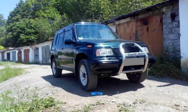 Suzuki Escudo, 1991 год, 260 000 руб.