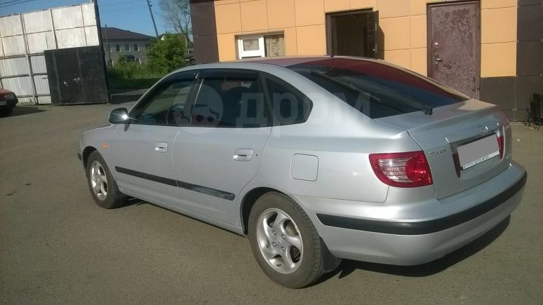 Hyundai Elantra, 2005 год, 290 000 руб.