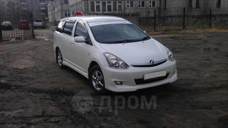 Toyota Wish, 2007 год, 550 000 руб.