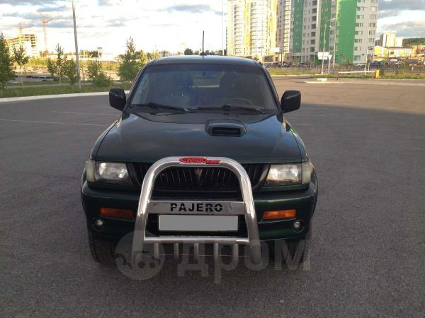 Mitsubishi Pajero Sport, 1998 год, 450 000 руб.