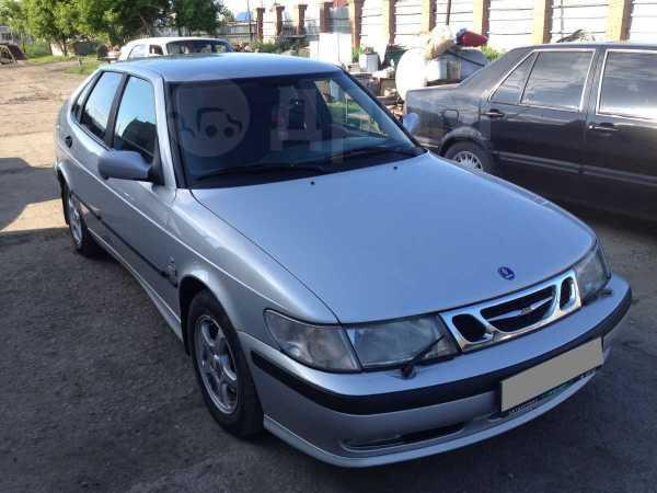 Saab 9-3, 2001 год, 350 000 руб.